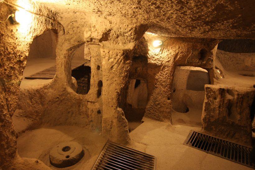 Kaymakli-Underground-City