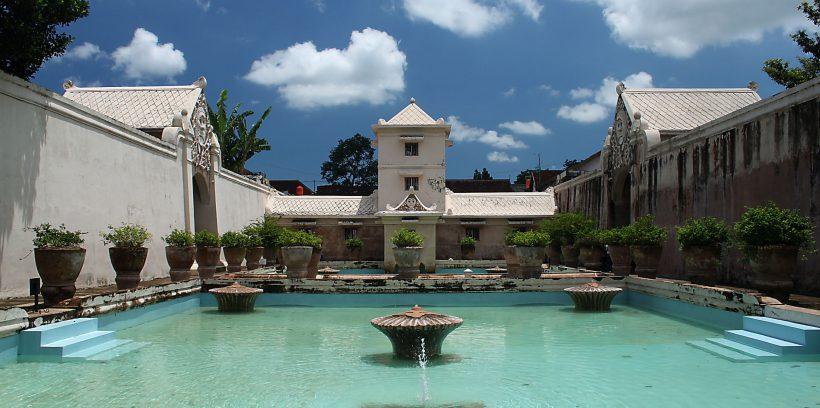 Vns tour -Taman Sari
